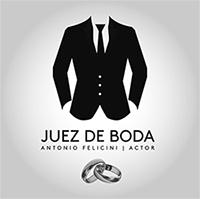 Juez de Boda - Antonio Felicini | Actor